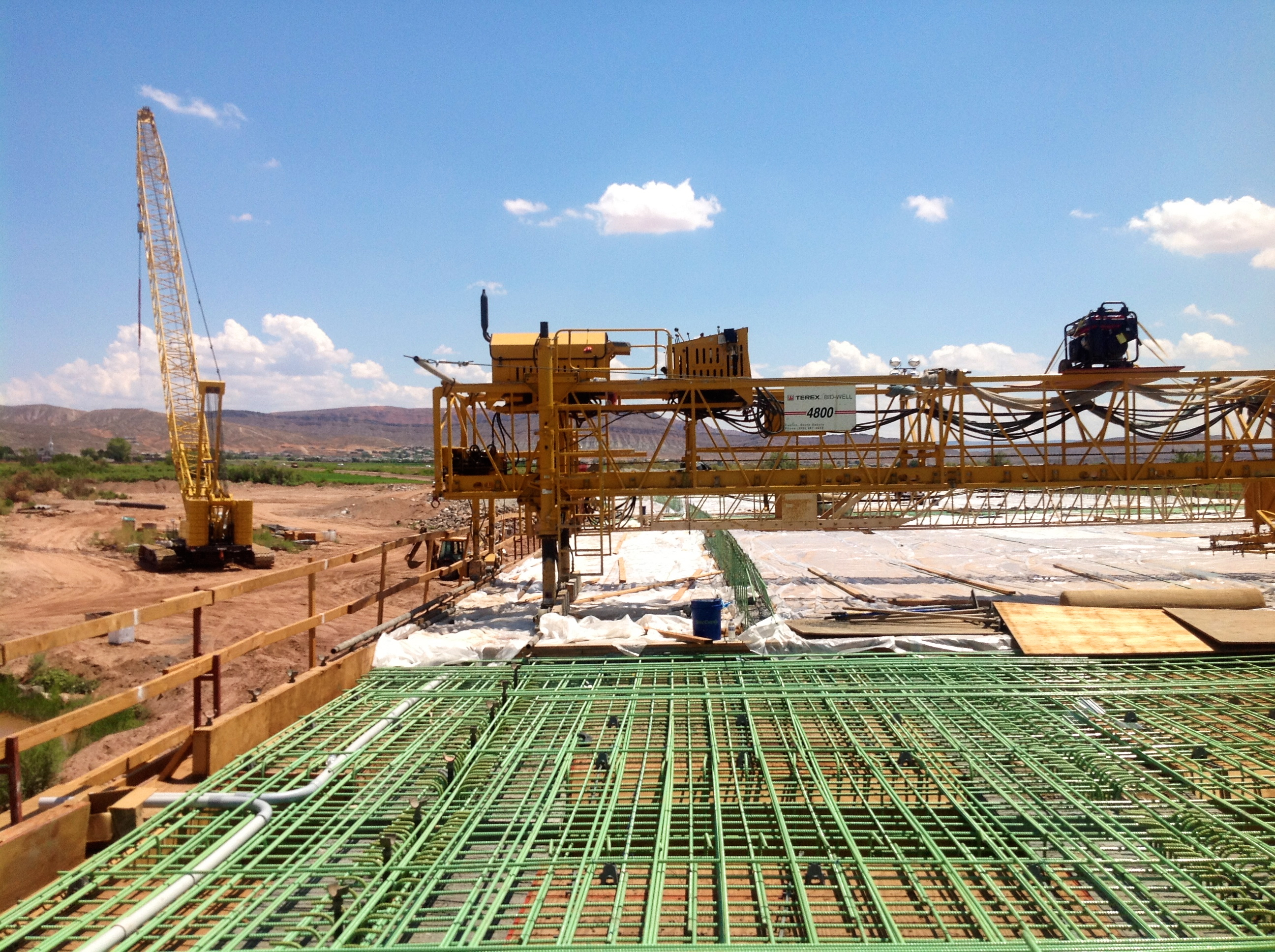 Under Construction Tri State Electric Utility Inc St George Utah